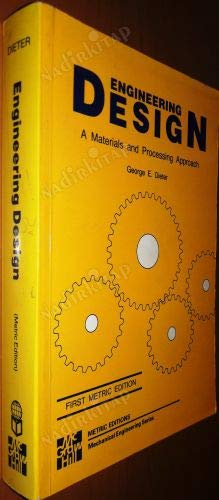 9780070169029: Engineering Design: A Materials and Processing Approach