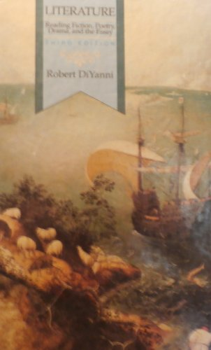 9780070169432: Literature: Reading Fiction, Poetry, Drama, and the Essay