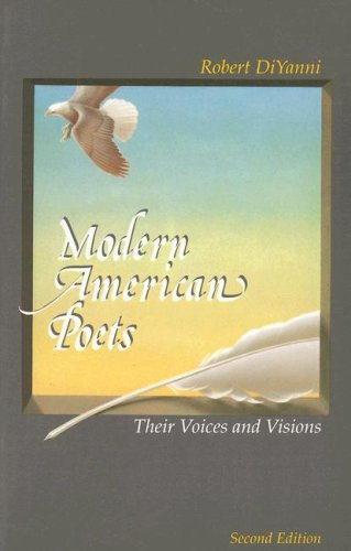 9780070169579: Modern American Poets: Their Voices and Visions