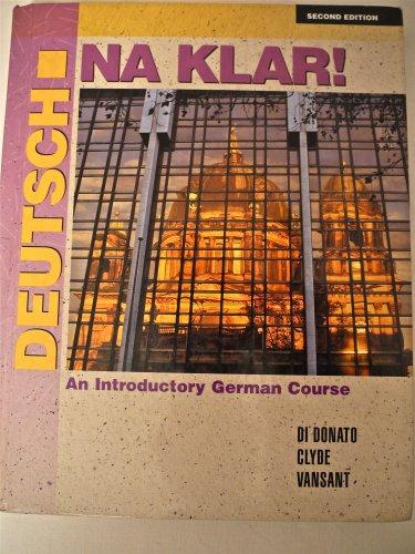 9780070169692: Deutsch: Na Klar!
