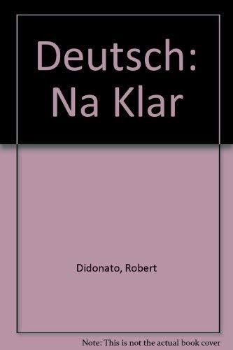 9780070169715: Deutsch: Na Klar