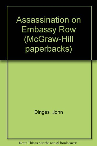 9780070169982: Assassination on Embassy Row (McGraw-Hill paperbacks)