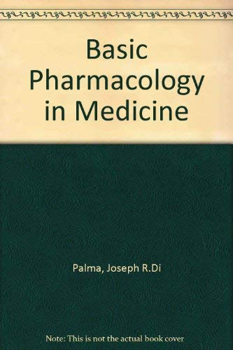 9780070170100: Basic pharmacology in medicine