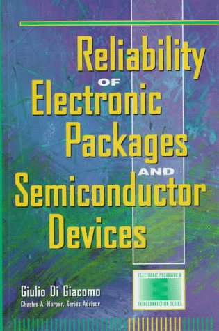 9780070170247: Reliability of Electronic Packages and Semiconductor Devices (Electronic Packaging and Interconnection)