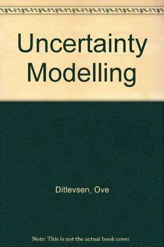 9780070170469: Uncertainty Modelling