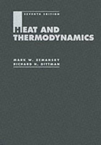 9780070170599: Heat and Thermodynamics: An Intermediate Textbook