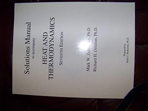 9780070170605: Ri Sm Heat & Thermo Dynamics