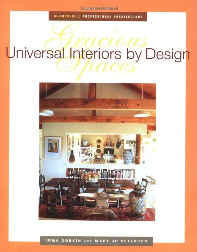 Gracious Spaces: Irma Dobkin, Mary Jo Peterson