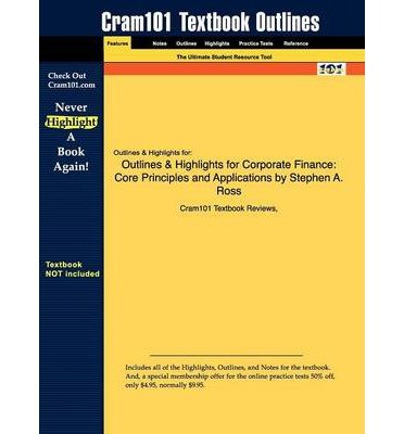 9780070171572: Corporate Finance with S&P card