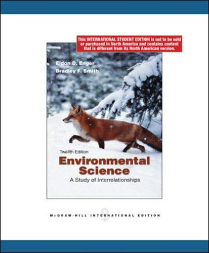 9780070171664: Environmental Science