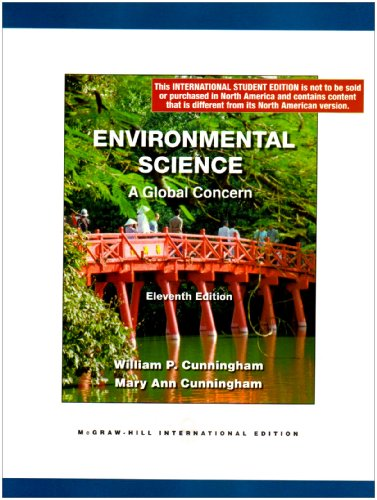 9780070171671: Environmental Science: A Global Concern