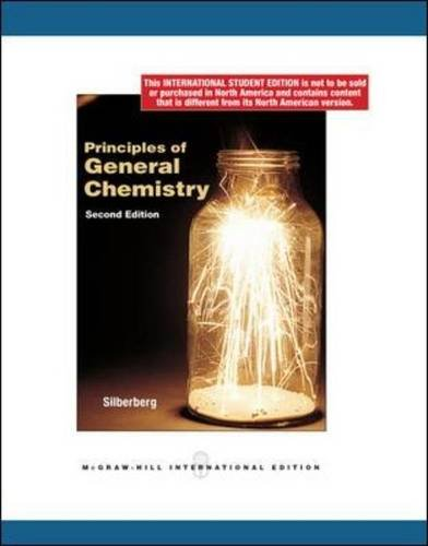 9780070172630: Principles of General Chemistry