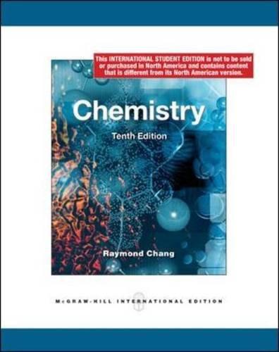 9780070172647: Chemistry