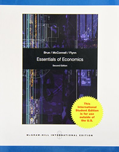 Essentials of Economics: Brue Stanley L.