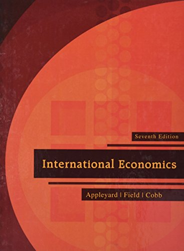 9780070172685: International Economics