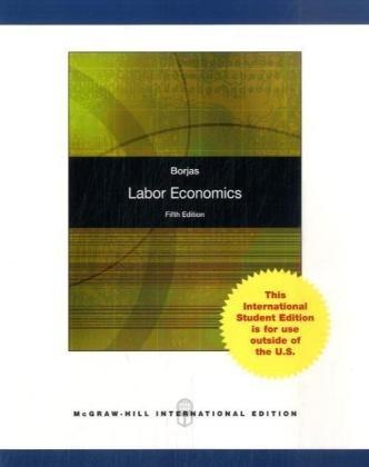 9780070172708: Labor Economics