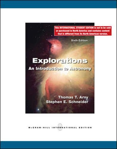 9780070172753: Explorations: Introduction to Astronomy