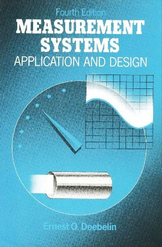 9780070173385: Measurement Systems: Application and Design