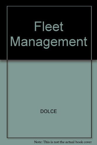Fleet Management: Dolce, John