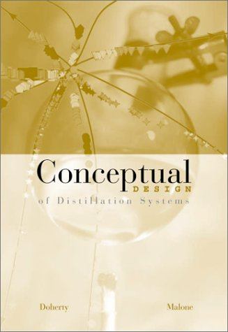 9780070174238: Conceptual Design of Distillation Systems (Mcgraw-Hill Chemical Engineering Series)