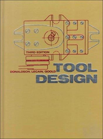 9780070175310: Tool Design