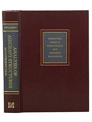 9780070175396: Analysis of Aircraft Structures: An Introduction