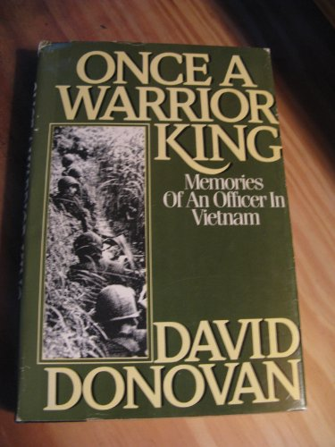 9780070175921: Once a Warrior King: Memories of an Officer in Vietnam