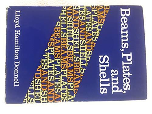9780070175938: Beams, Plates and Shells (Engineering societies monographs)