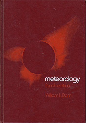 9780070175990: Meteorology