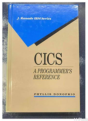 9780070176072: Customer Information Control System: Programmer's Reference (J. Ranade IBM series)