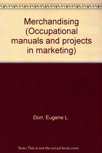 9780070176157: Merchandising (Occupational manuals and projects in marketing)