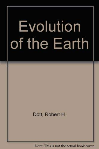 9780070176171: Evolution of the Earth