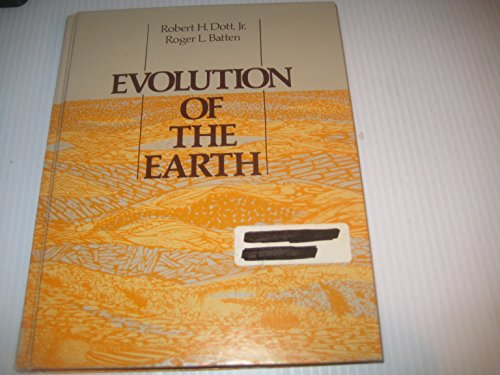 9780070176256: Evolution of the Earth