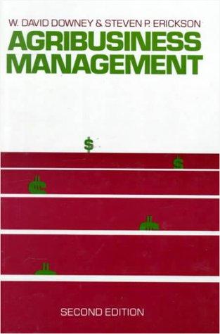 9780070176676: Agribusiness Management