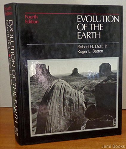 9780070176775: Evolution of the Earth