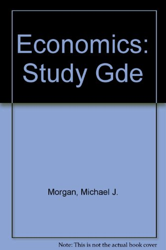 9780070177598: Economics: Study Gde