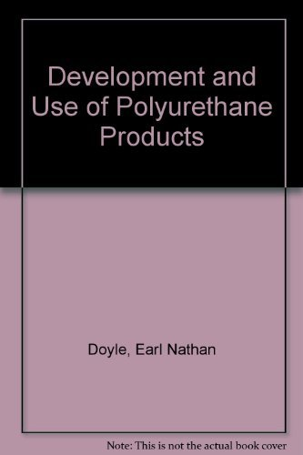 9780070177680: Development and Use of Polyurethane Products
