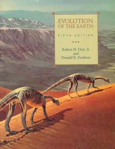 9780070178038: Evolution of the Earth