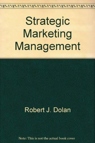 9780070178106: Strategic Marketing Management