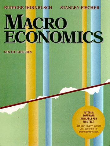 9780070178441: Macroeconomics