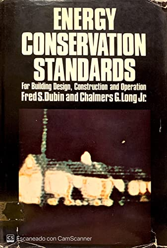 9780070178830: Energy Conservation in Buildings (McGraw-Hill series in modern structures)