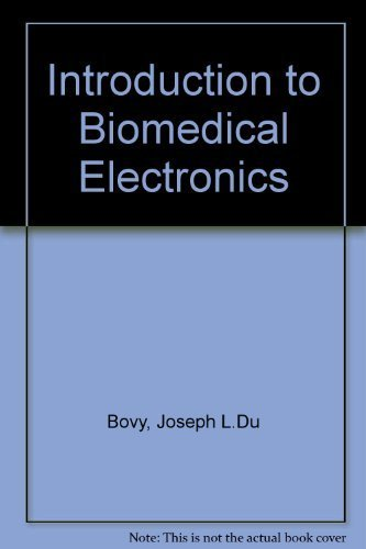 9780070178953: Introduction to Biomedical Electronics