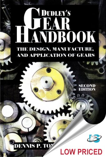 9780070179035: Gear Handbook: The Design, Manufacture and Application of Gears