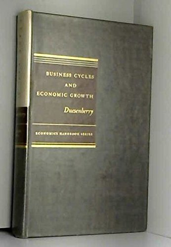 9780070179806: Business Cycles and Economic Growth