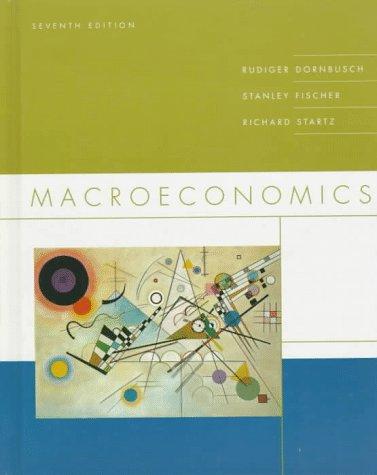 9780070179851: Macroeconomics