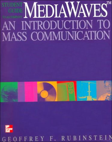 9780070180116: Telecourse Study Guide for use with MediaWaves/Mass Communication