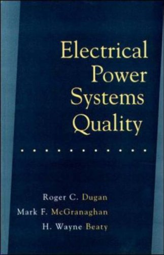 9780070180314: Electrical Power Systems Quality