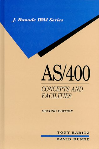 9780070183032: AS/400 Concepts and Facilities (IBM McGraw-Hill Series)