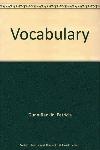 9780070183193: Vocabulary