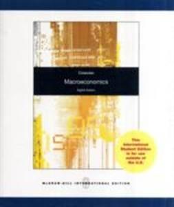 9780070183360: Macroeconomics
